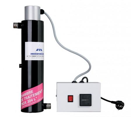 Stérilisateur vertical UV 410
